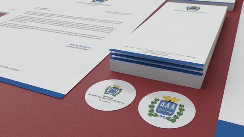 Programa de Identidad del Consejo de Administración Provincial (CAP)  3