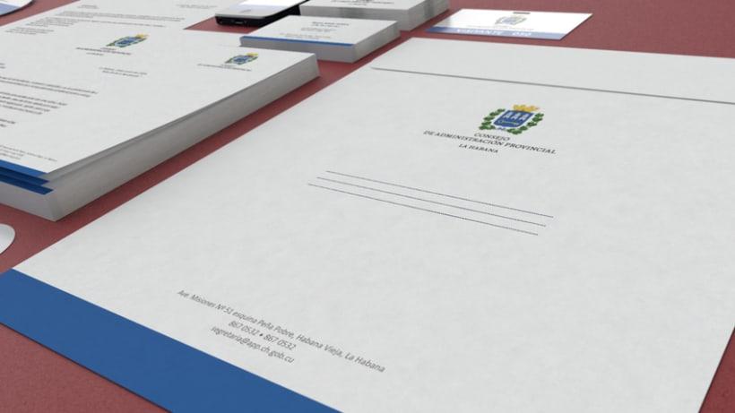 Programa de Identidad del Consejo de Administración Provincial (CAP)  4