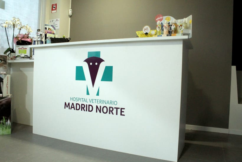 Hospital Veterinario Madrid Norte 2