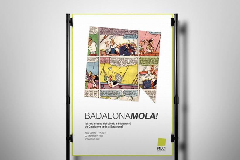 MUCI · Museu del Còmic i l'Il·lustració de Catalunya 2