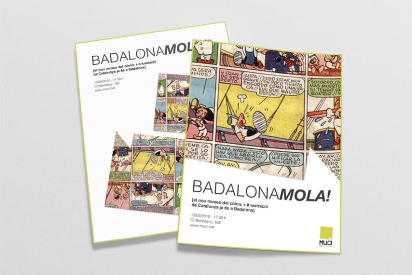 MUCI · Museu del Còmic i l'Il·lustració de Catalunya 3