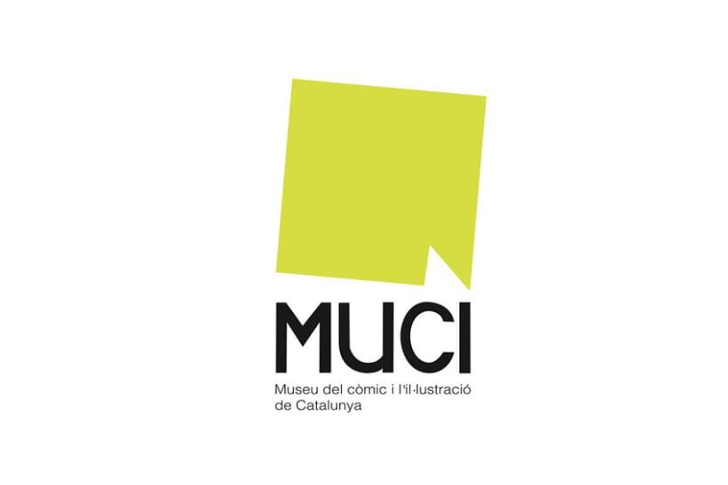 MUCI · Museu del Còmic i l'Il·lustració de Catalunya 0