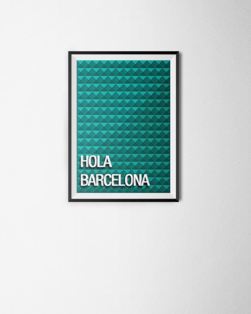 Hola Barcelona  0