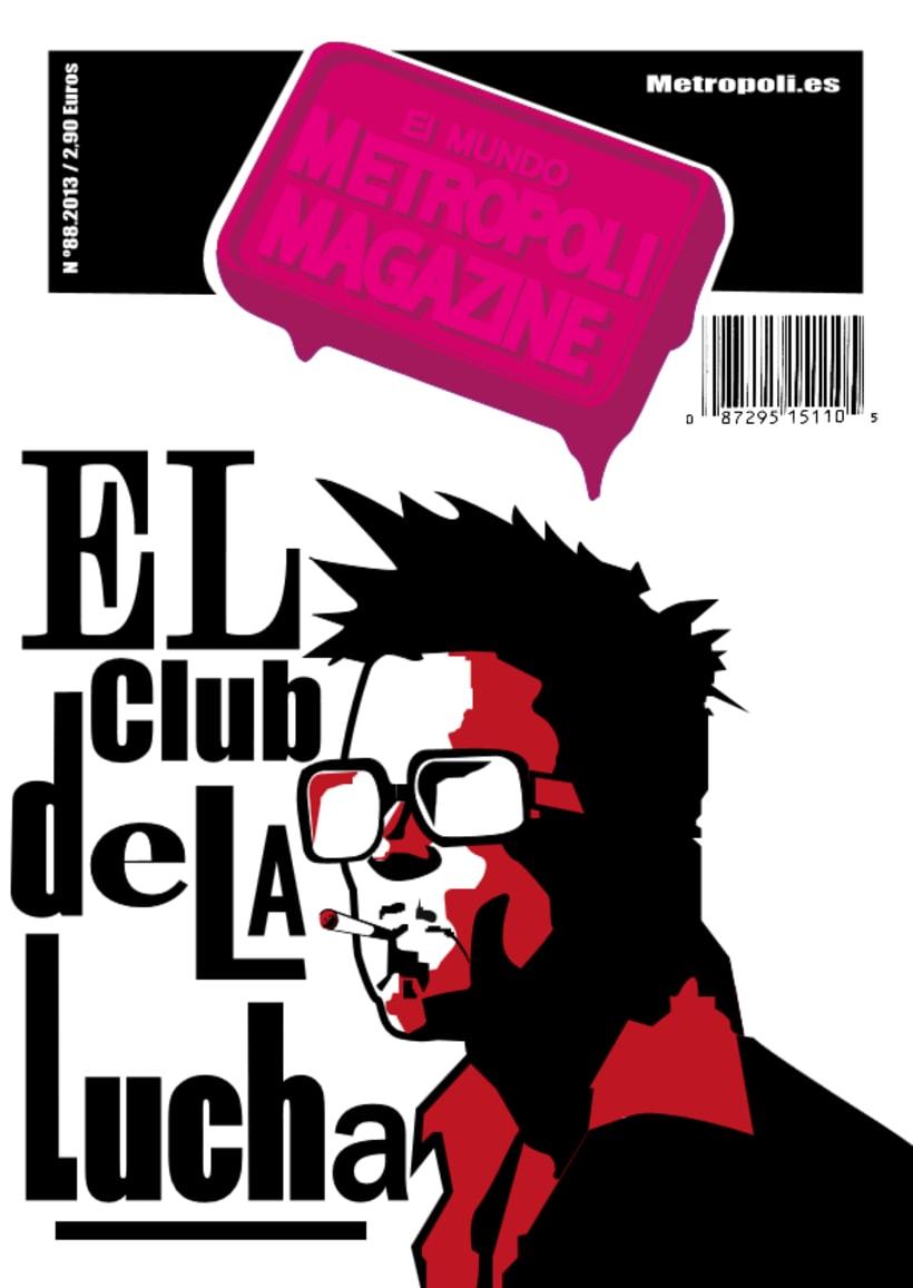 The fight club / El club de la lucha -1