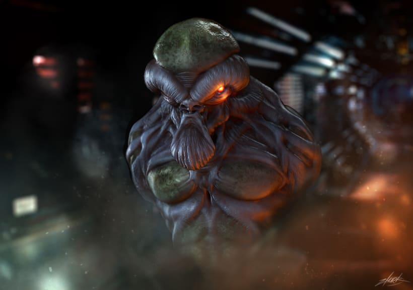 Alien 0