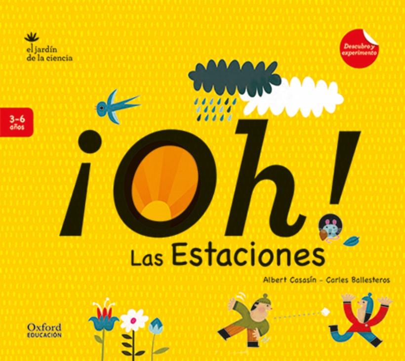 Colección ¡Oh! 0