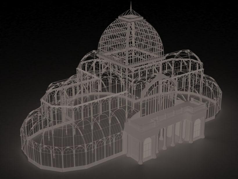 Serie 2_ Palacio de Cristal: Texturizados -1