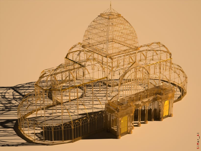 Serie 2_ Palacio de Cristal: Texturizados 0