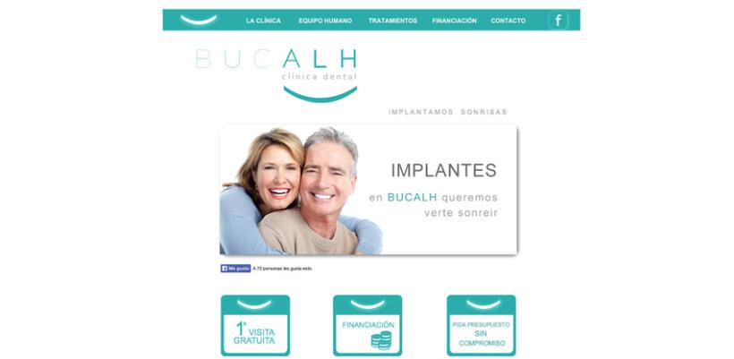 Promocional Bucalh Clínica Dental 0