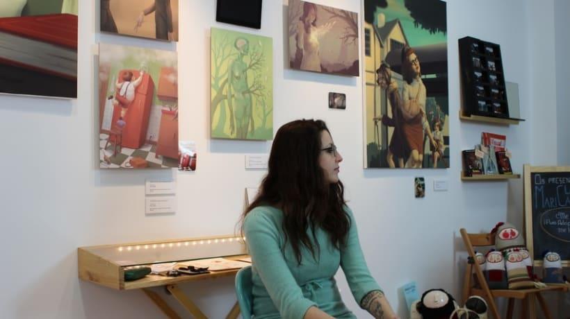 Laura Wächter en Tetera y Kiwi 4