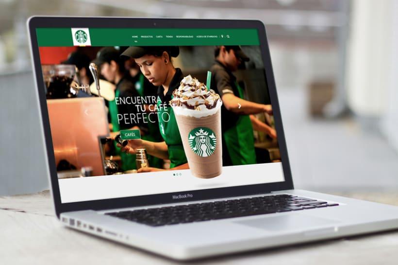 Starbucks Redesign -1