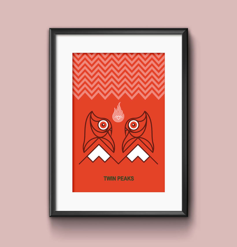 Twin Peaks Bob Owl 1