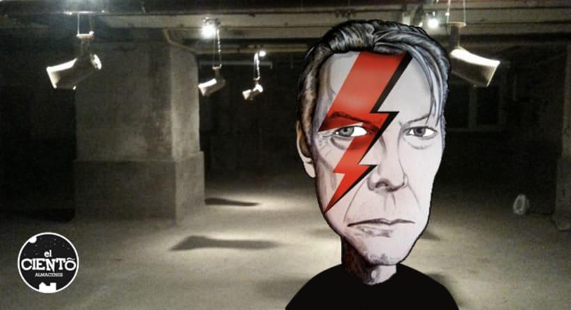 David Bowie para Más Truenos -1
