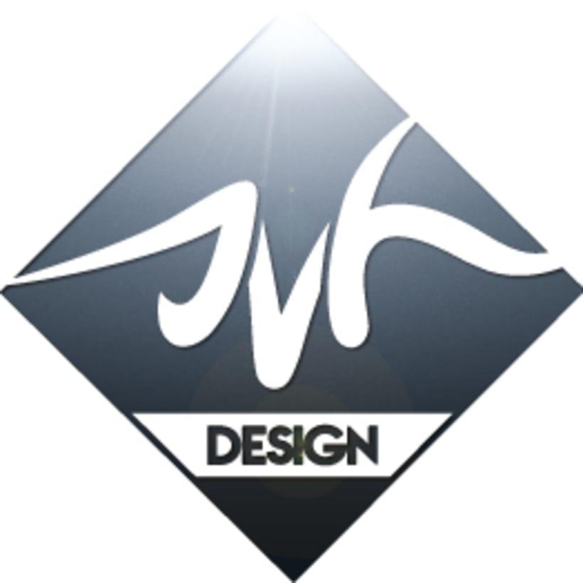 Rediseño Logotipo Jvhdesign 1