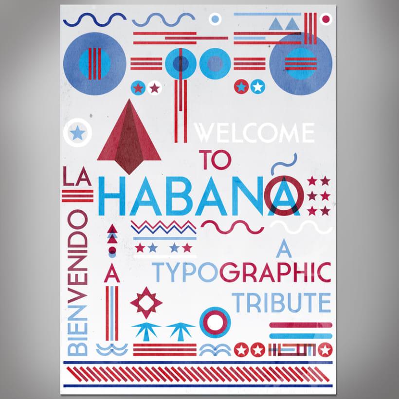 La Habana Poster 0