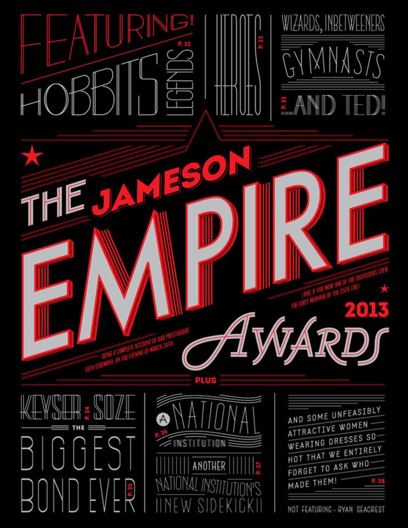 Empire Awards  0