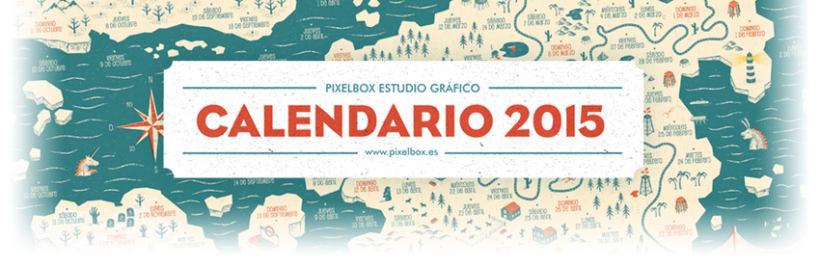 CALENDARIO PIXELBOX 2015 0