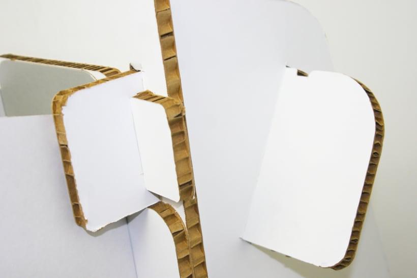 DIY Cardboard Light Studio Kit 4