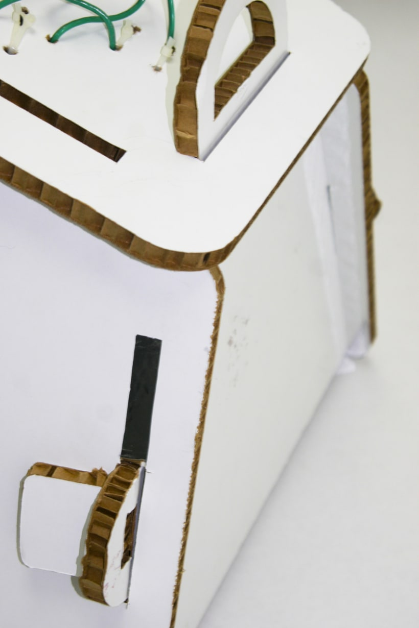 DIY Cardboard Light Studio Kit 6
