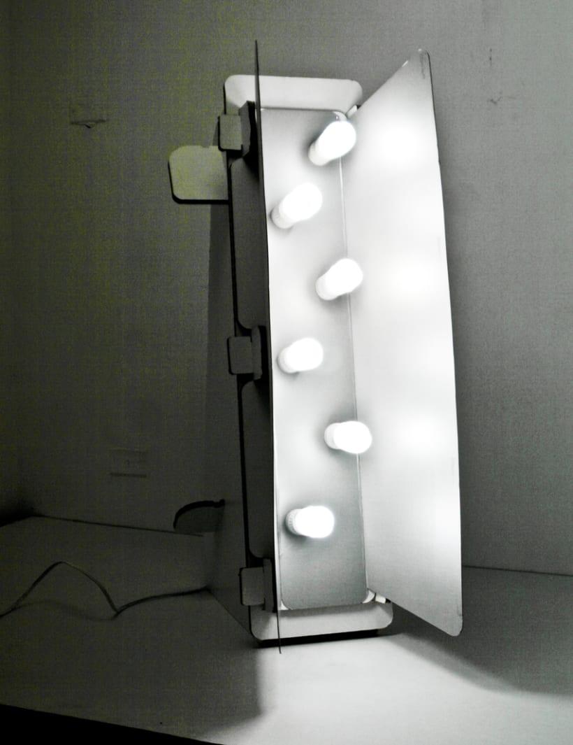 DIY Cardboard Light Studio Kit 8