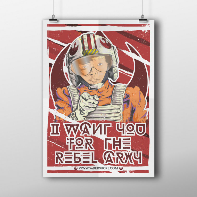 I Want You For The Rebel Army 1