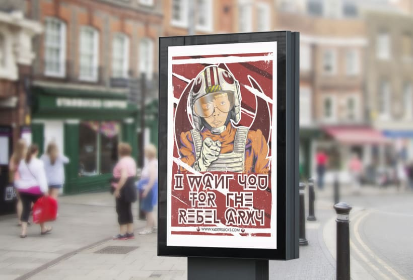 I Want You For The Rebel Army 3