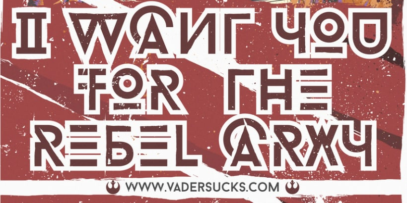 I Want You For The Rebel Army 5