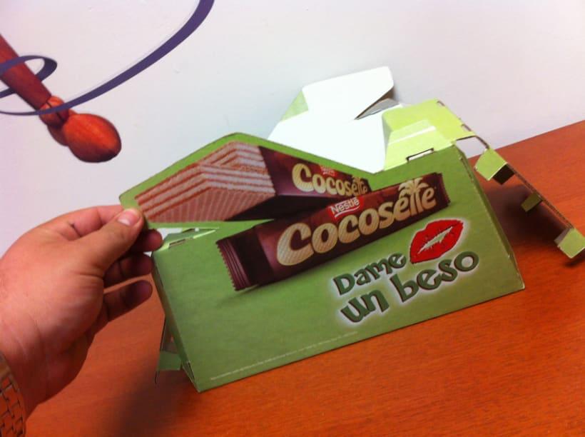 Dummies Nestle Cocosette 4