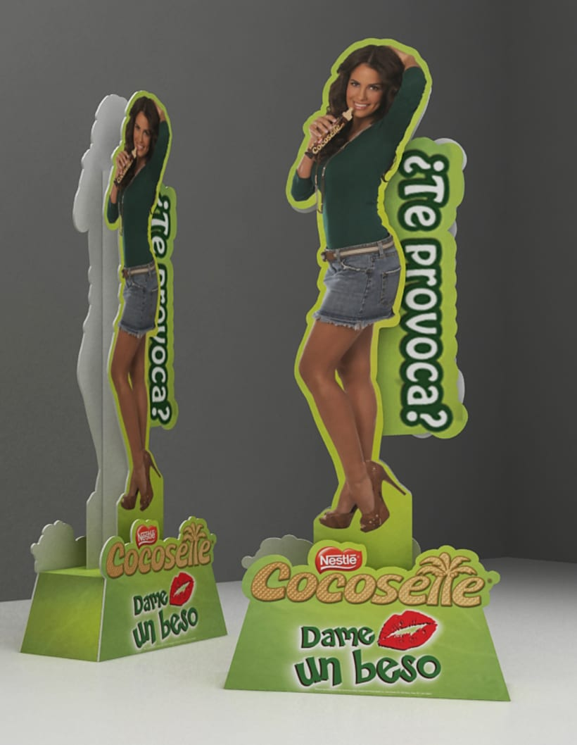 Dummies Nestle Cocosette 2
