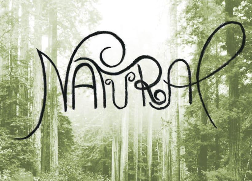Tipografía Natural -1