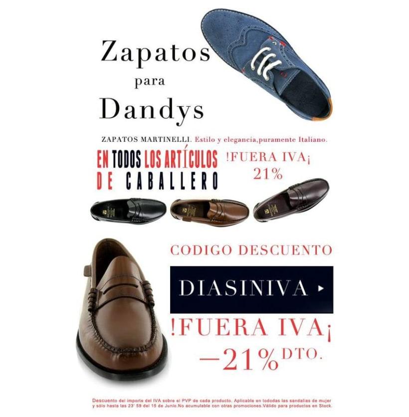 Una película un Dandy y un zapato. 3