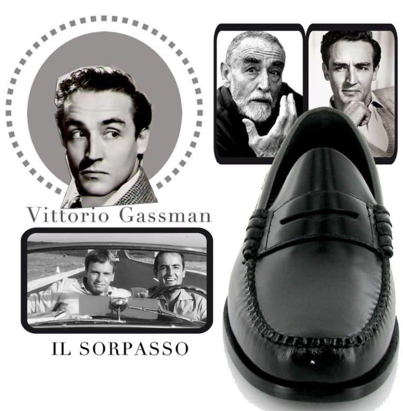 Una película un Dandy y un zapato. 5