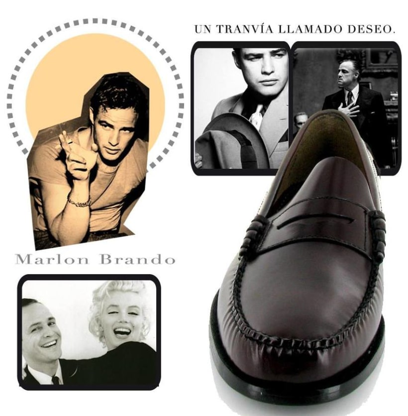 Una película un Dandy y un zapato. 16