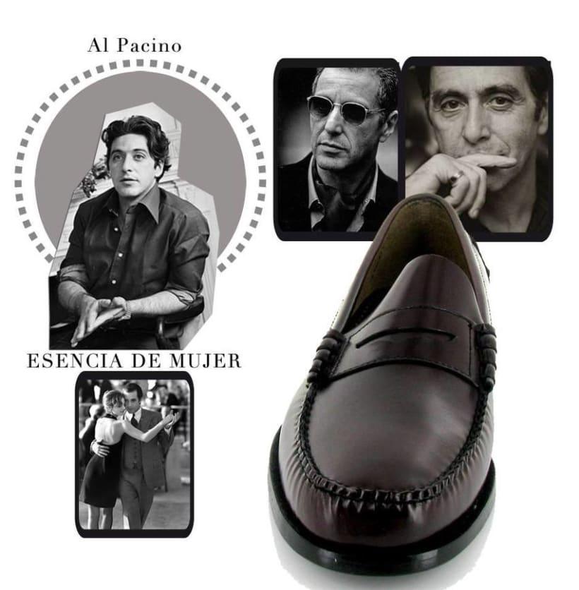Una película un Dandy y un zapato. 12
