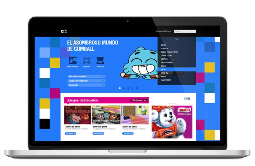 Cartoon Network España 1