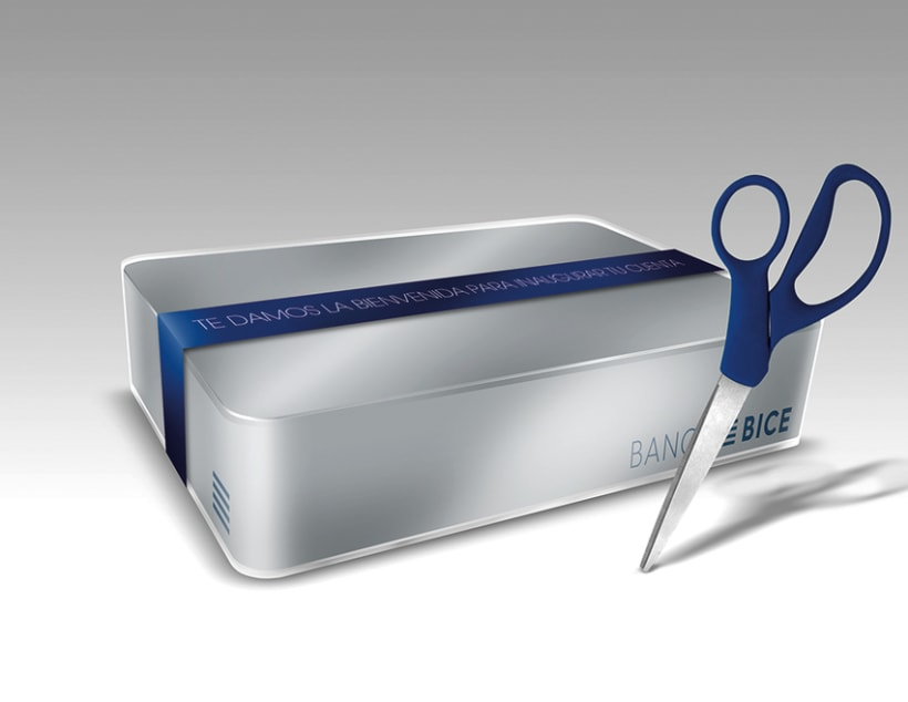BANCO BICE / WELCOME PACK -1