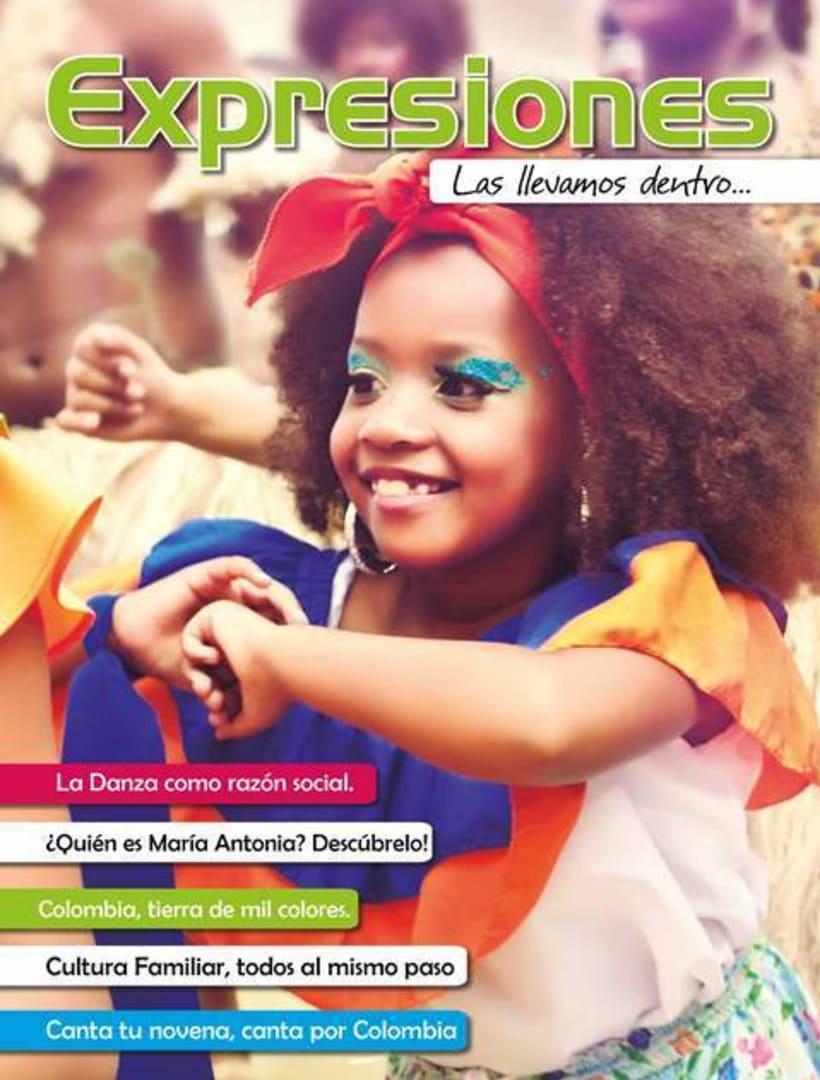 Editorial Revista Expresiones 0