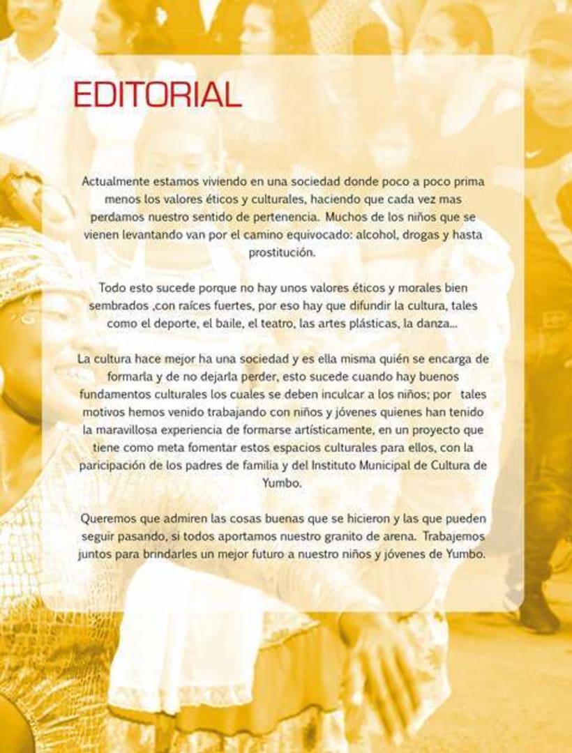 Editorial Revista Expresiones 6