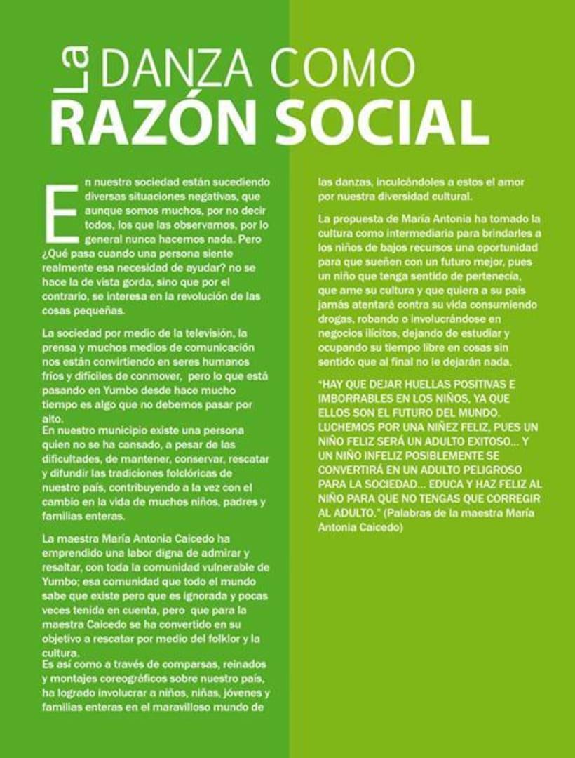 Editorial Revista Expresiones 7