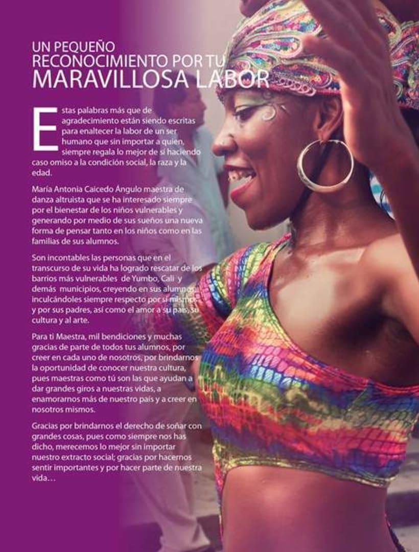 Editorial Revista Expresiones 12
