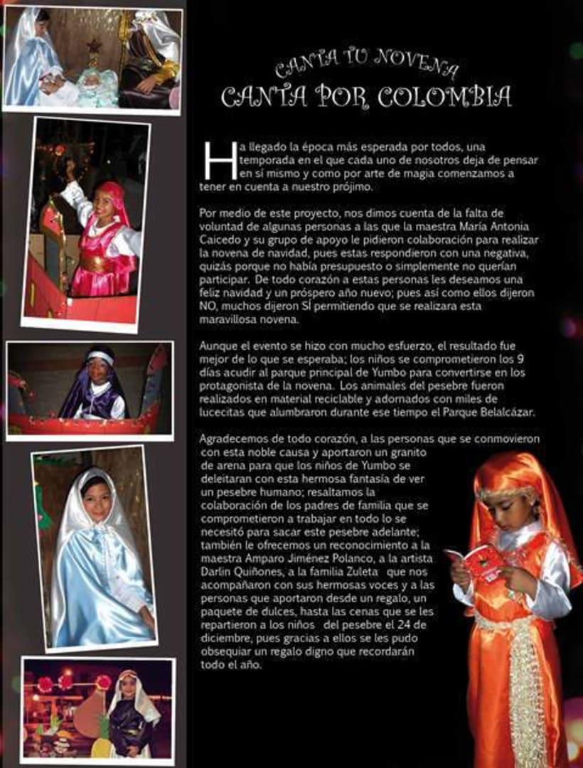 Editorial Revista Expresiones 18