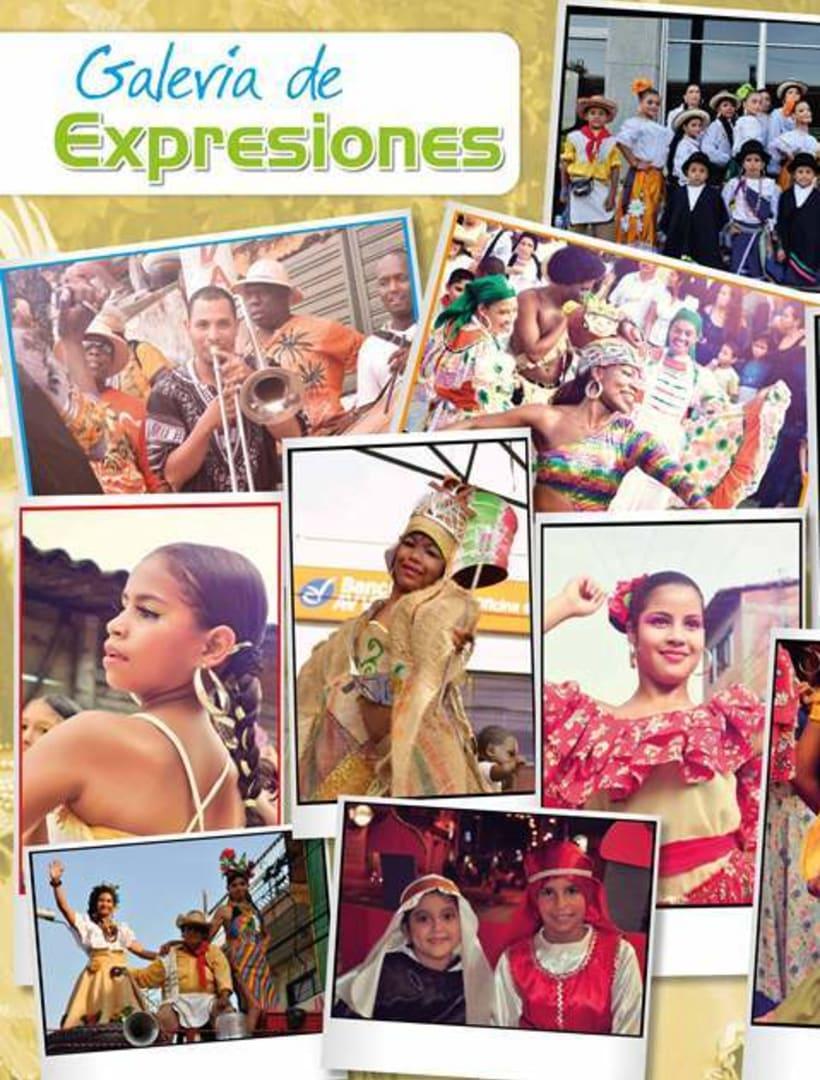 Editorial Revista Expresiones 19