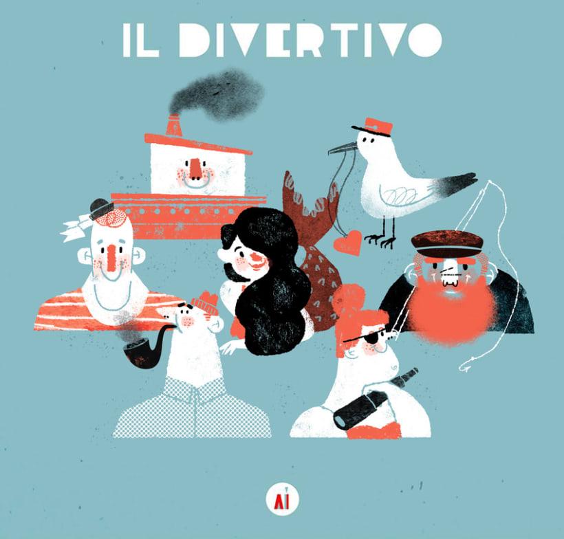 Il Divertivo   Associazione Illustratori -1