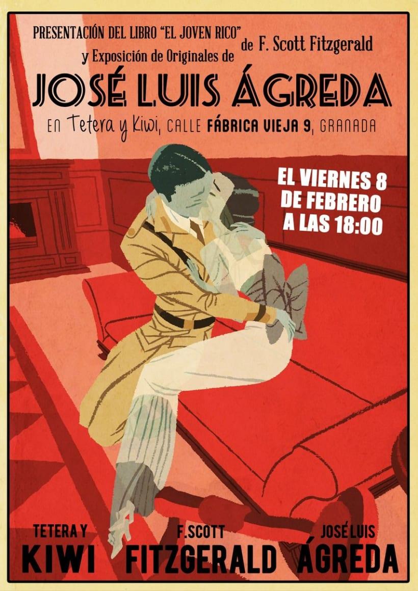 José Luis Ágreda en Tetera y Kiwi 3