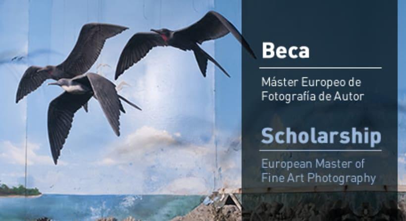 Consigue una BECA en el IED Madrid: Máster Europeo de Fotografía de Autor 2015 1