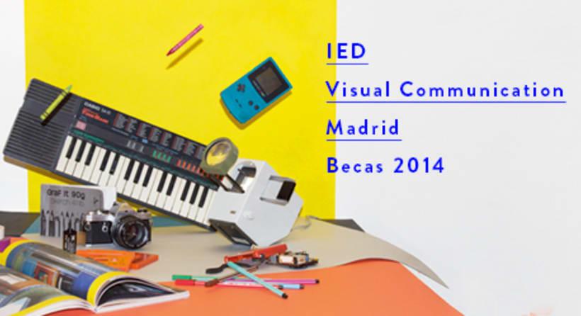 Becas 2014: cursos de ilustración y comunicación visual, fotografía y diseño, artes digitales y diseño de experiencias 1