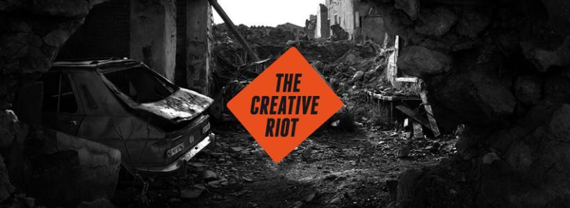 Redactor en The Creative Riot 0