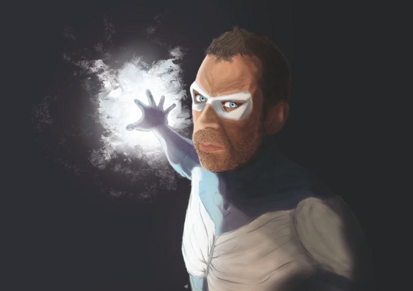 Yo soy mi superhéroe favorito 1