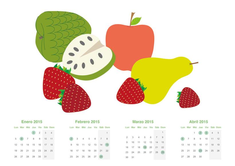 Es tiempo de fruta -1