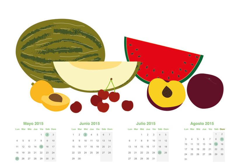 Es tiempo de fruta 0